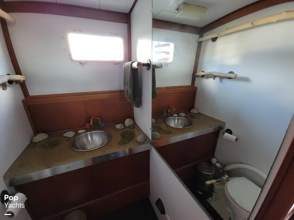 1963 Santa Barbara Boat Builders boat for sale, model of the boat is 39 & Image # 6 of 40