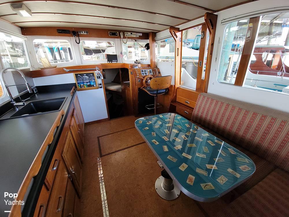 1963 Santa Barbara Boat Builders boat for sale, model of the boat is 39 & Image # 10 of 40