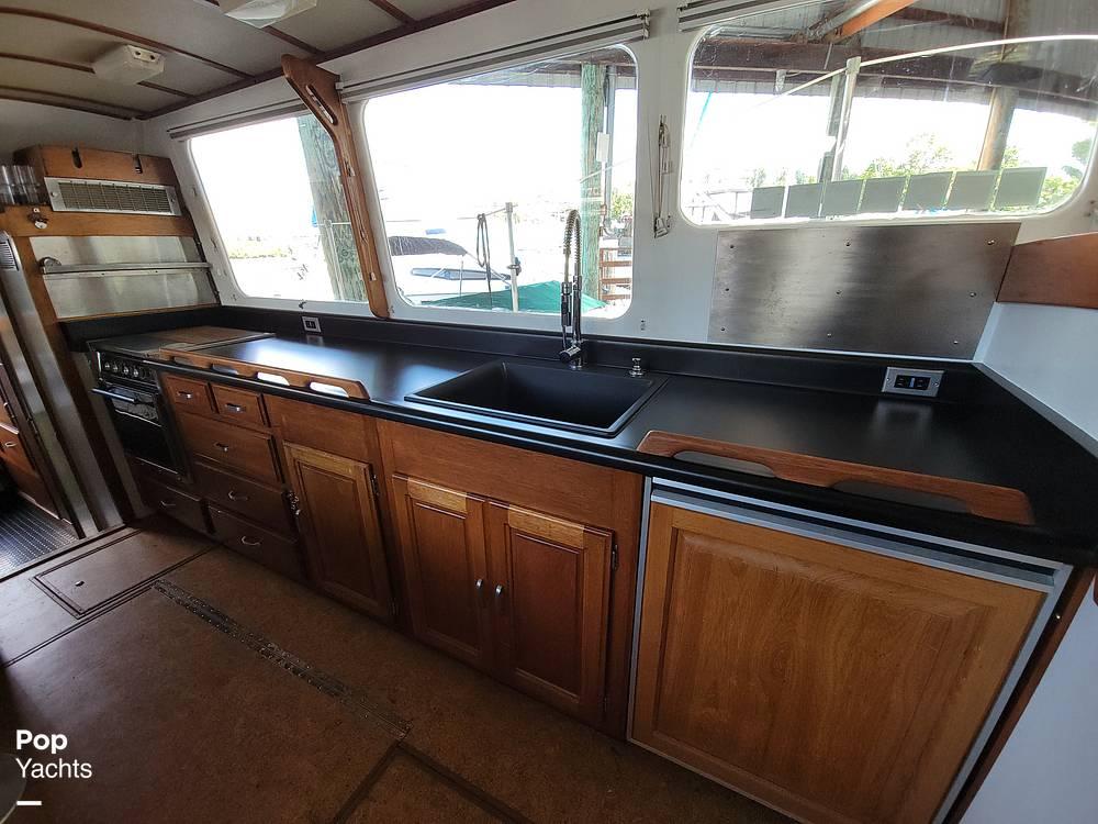 1963 Santa Barbara Boat Builders boat for sale, model of the boat is 39 & Image # 12 of 40