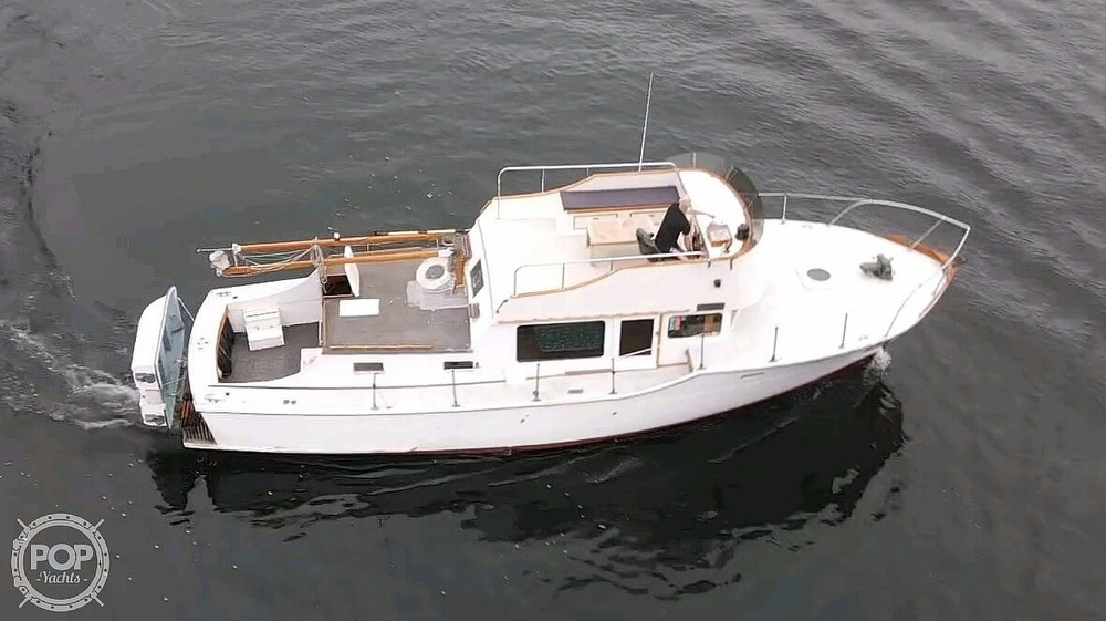 1963 Santa Barbara Boat Builders boat for sale, model of the boat is 39 & Image # 16 of 40