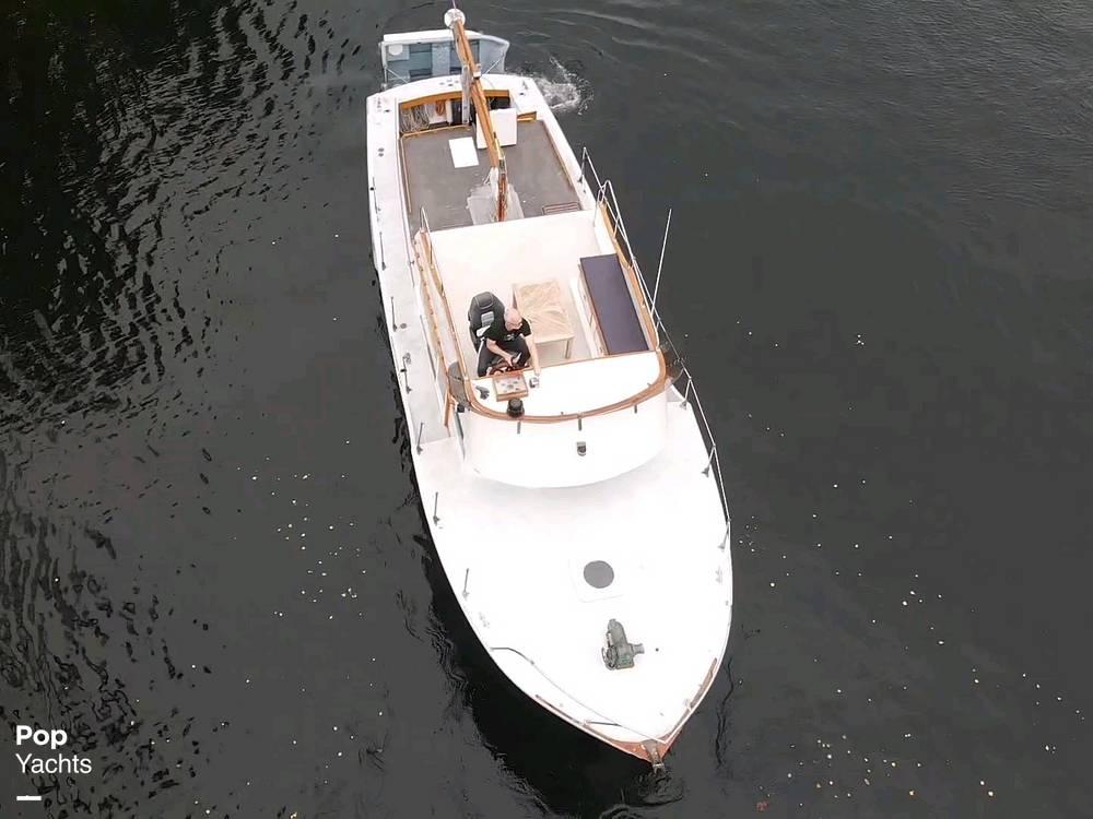 1963 Santa Barbara Boat Builders boat for sale, model of the boat is 39 & Image # 20 of 40