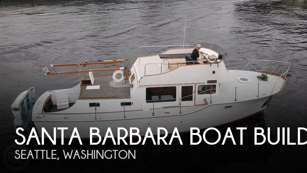 1963 Santa Barbara Boat Builders boat for sale, model of the boat is 39 & Image # 1 of 40