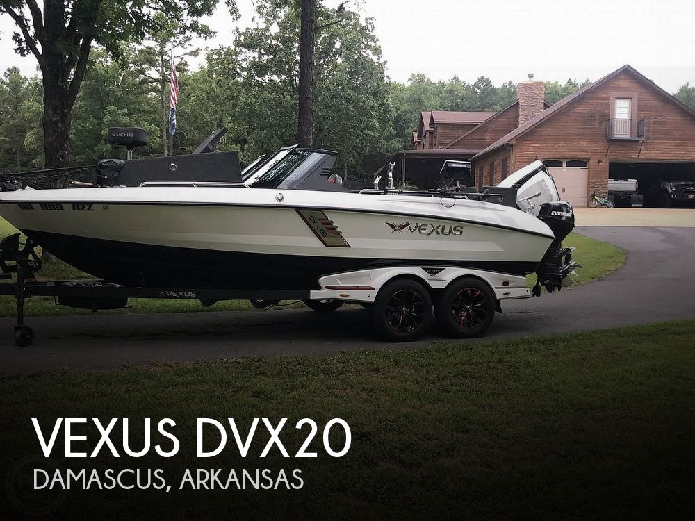 Used Power boats For Sale in Little Rock, Arkansas by owner | 2020 Vexus DVX20