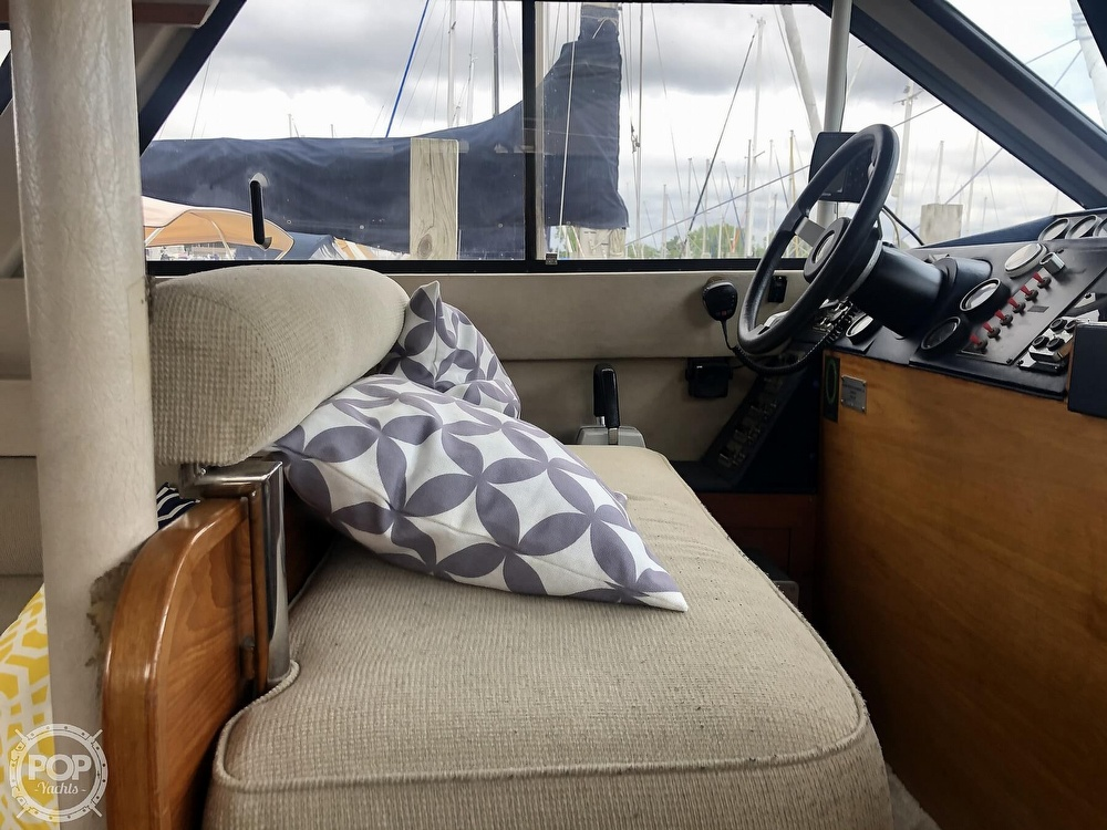 1985 Princess Yachts boat for sale, model of the boat is 414 & Image # 17 of 40