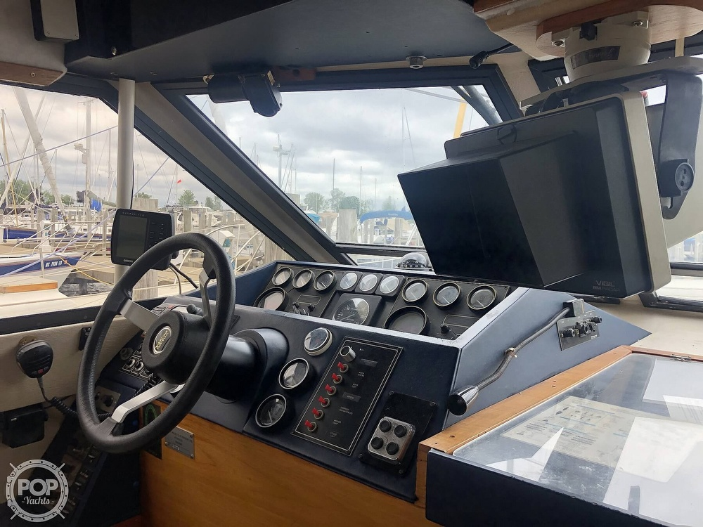 1985 Princess Yachts boat for sale, model of the boat is 414 & Image # 19 of 40