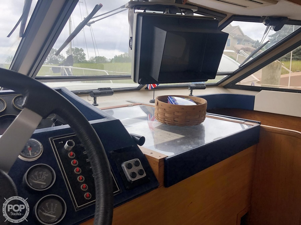 1985 Princess Yachts boat for sale, model of the boat is 414 & Image # 27 of 40
