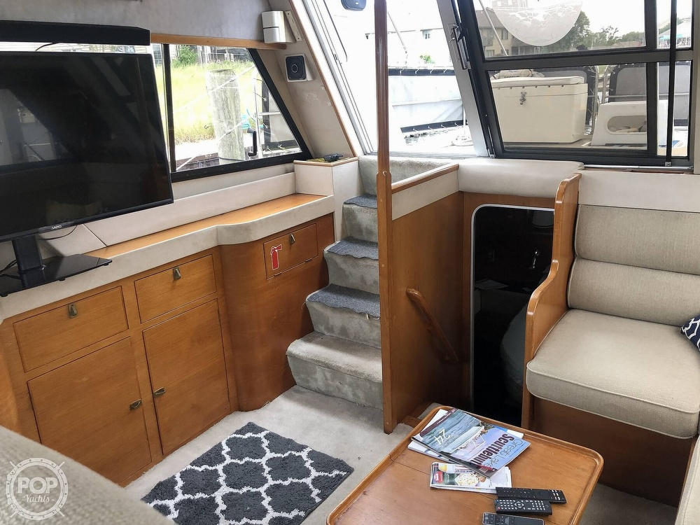 1985 Princess Yachts boat for sale, model of the boat is 414 & Image # 7 of 40