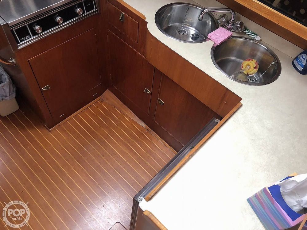 1985 Princess Yachts boat for sale, model of the boat is 414 & Image # 40 of 40