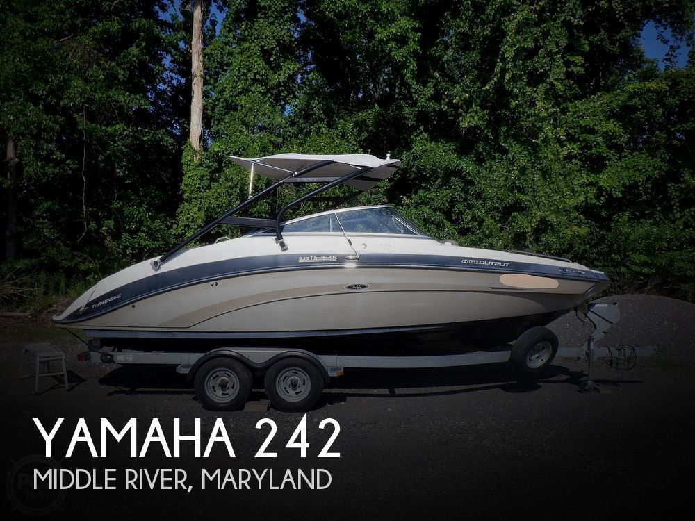 2013 YAMAHA 242 LIMITED S for sale