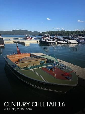 1970 Century boat for sale, model of the boat is Cheetah 16 & Image # 1 of 10