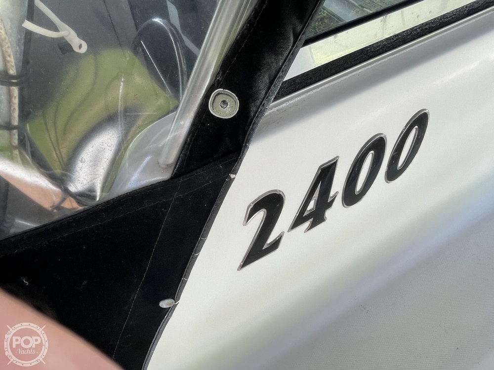 2001 American Angler boat for sale, model of the boat is 2400 WA & Image # 5 of 40