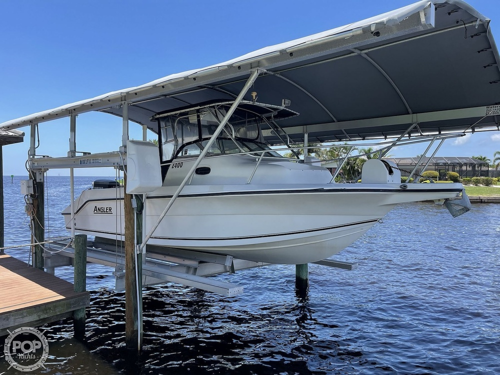 2001 American Angler boat for sale, model of the boat is 2400 WA & Image # 2 of 40