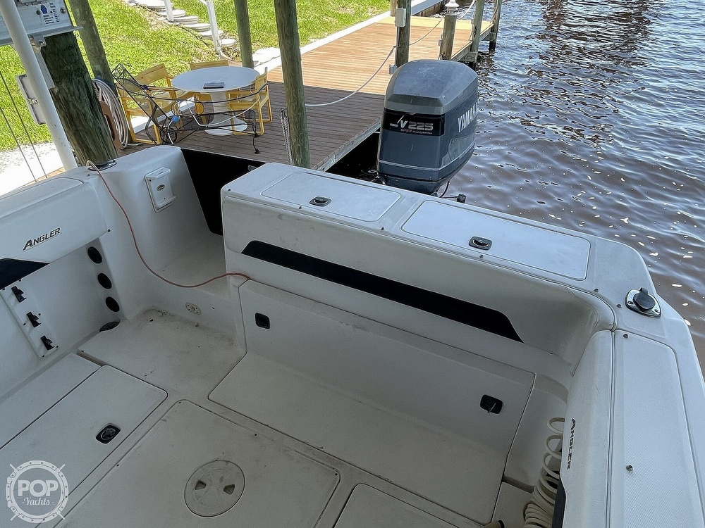 2001 American Angler boat for sale, model of the boat is 2400 WA & Image # 17 of 40