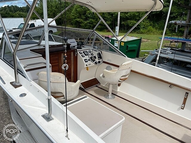 1988 Albemarle boat for sale, model of the boat is 24 express & Image # 26 of 40