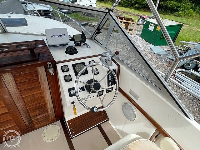 1988 Albemarle boat for sale, model of the boat is 24 express & Image # 37 of 40