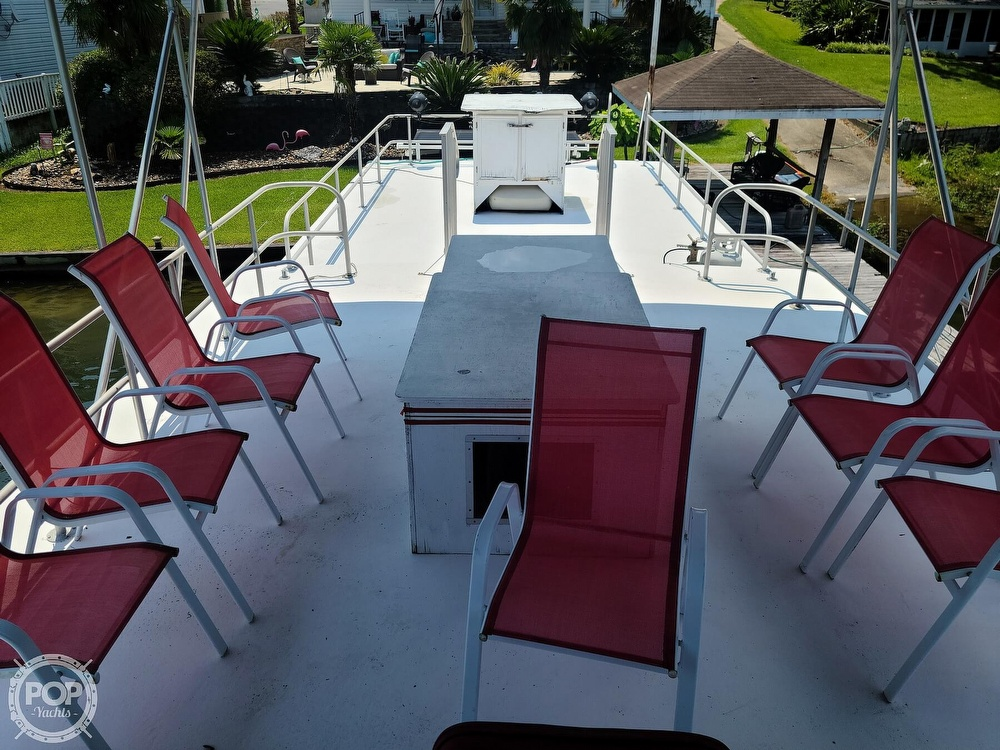 1985 Sumerset Houseboats boat for sale, model of the boat is 14 x 60 & Image # 19 of 40