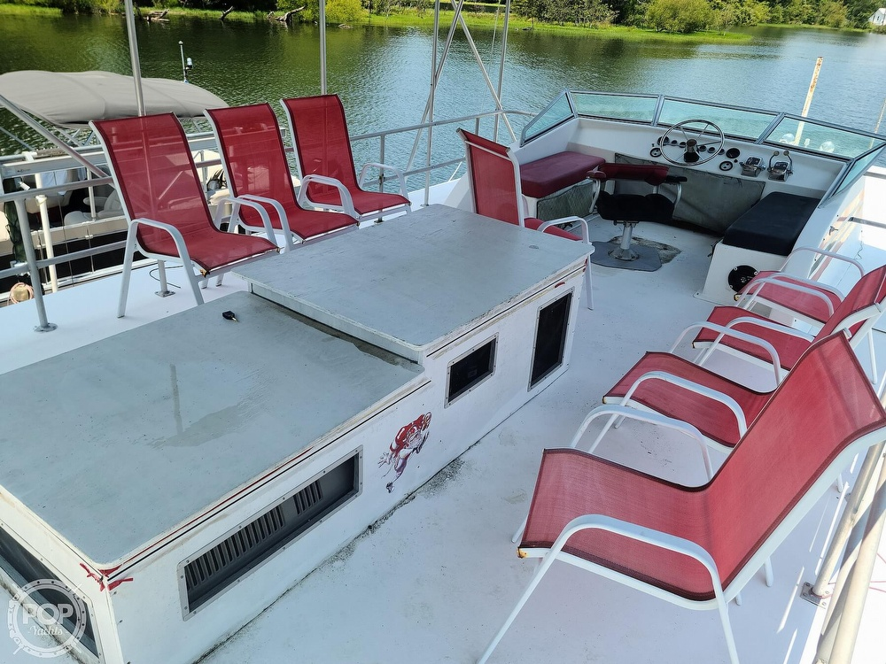 1985 Sumerset Houseboats boat for sale, model of the boat is 14 x 60 & Image # 27 of 40