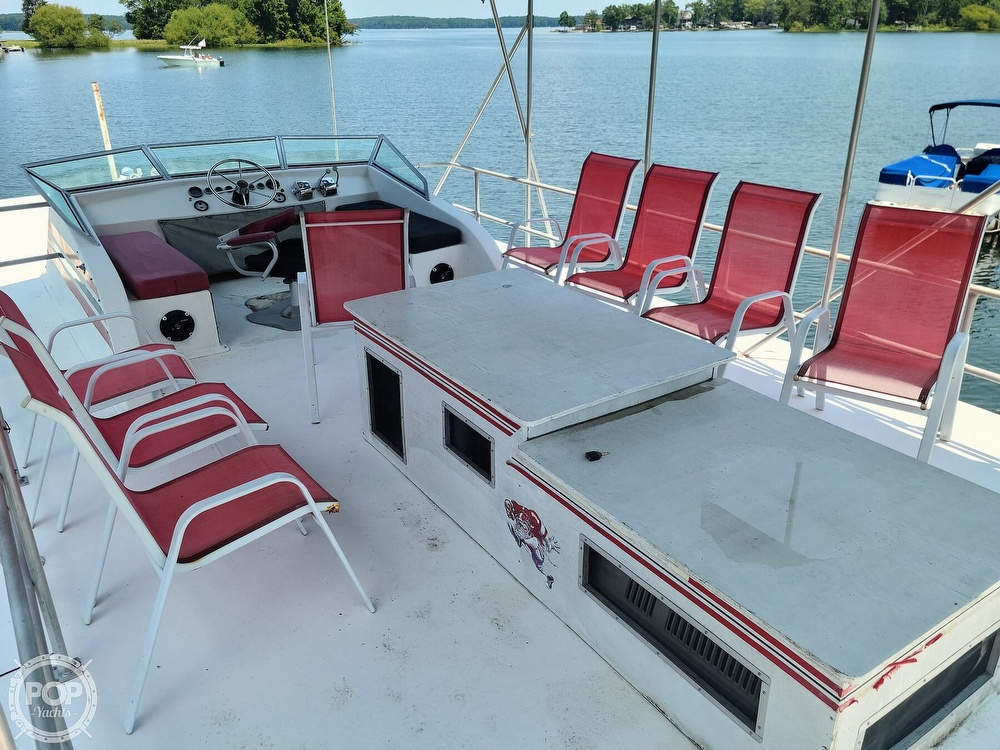 1985 Sumerset Houseboats boat for sale, model of the boat is 14 x 60 & Image # 28 of 40