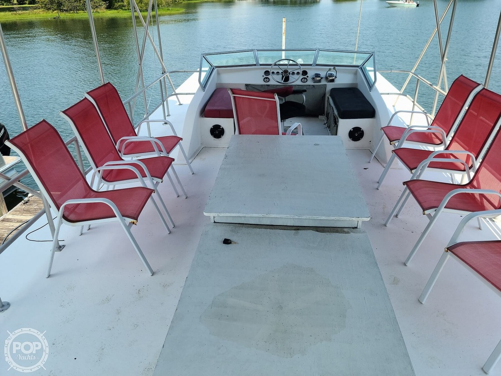 1985 Sumerset Houseboats boat for sale, model of the boat is 14 x 60 & Image # 29 of 40