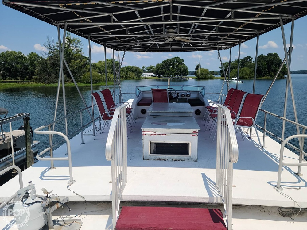 1985 Sumerset Houseboats boat for sale, model of the boat is 14 x 60 & Image # 4 of 40
