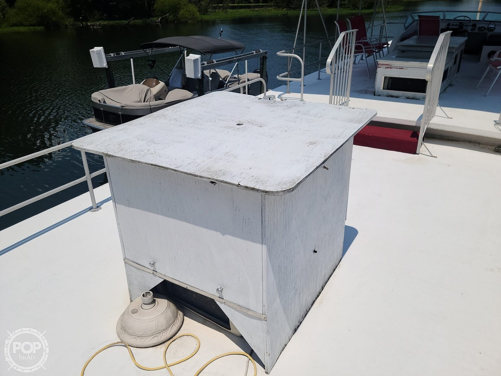 1985 Sumerset Houseboats boat for sale, model of the boat is 14 x 60 & Image # 30 of 40