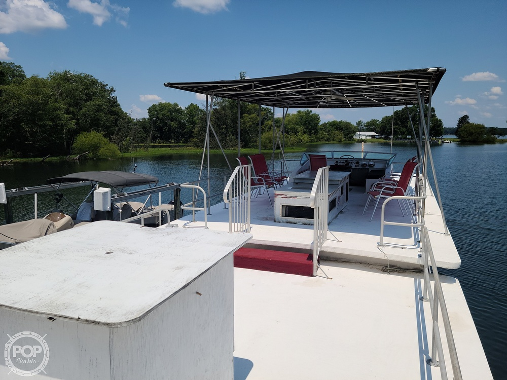 1985 Sumerset Houseboats boat for sale, model of the boat is 14 x 60 & Image # 31 of 40