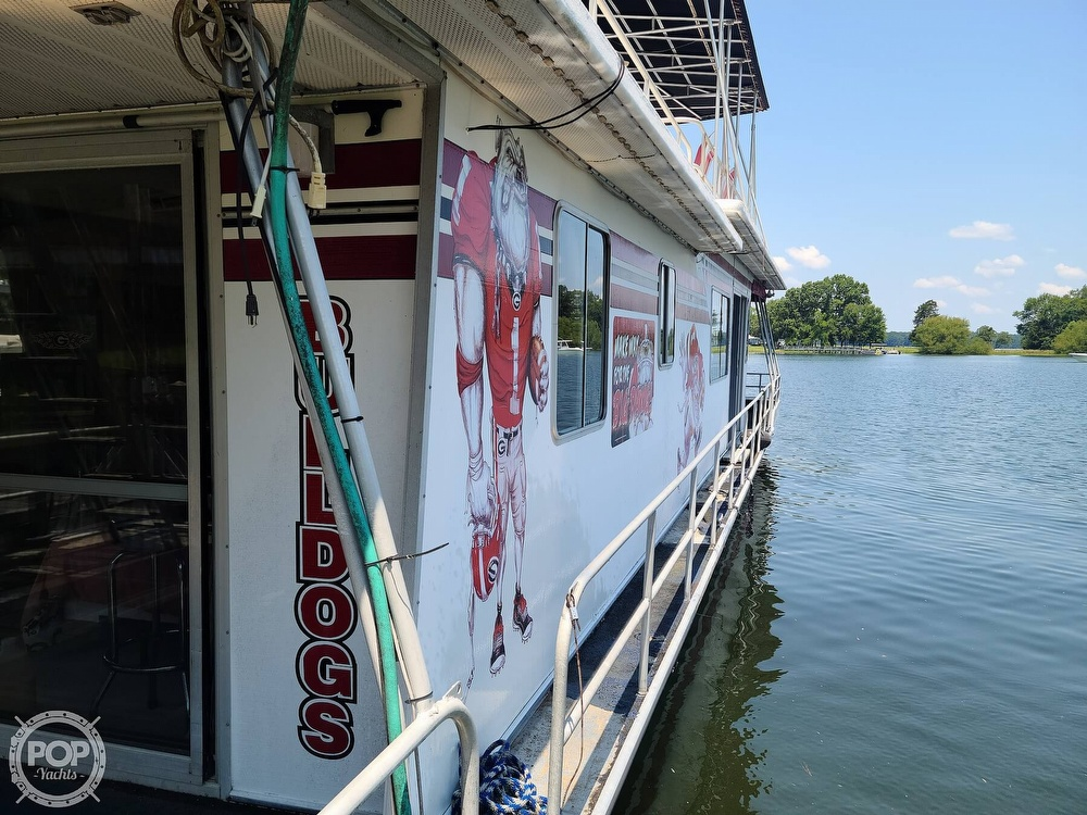 1985 Sumerset Houseboats boat for sale, model of the boat is 14 x 60 & Image # 38 of 40