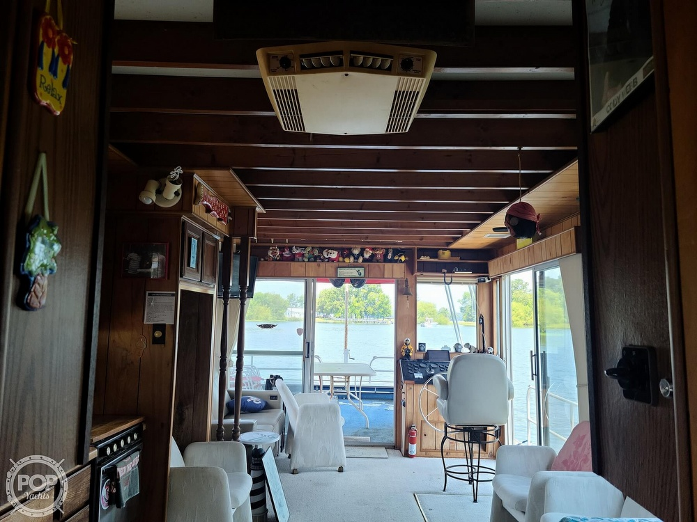 1985 Sumerset Houseboats boat for sale, model of the boat is 14 x 60 & Image # 5 of 40