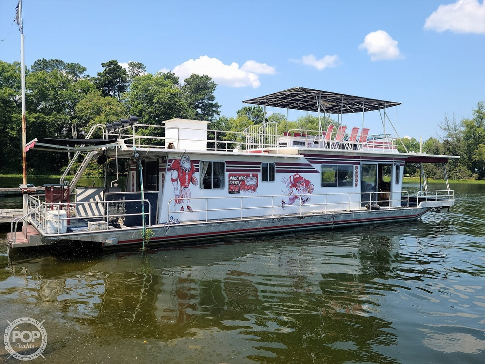 1985 Sumerset Houseboats boat for sale, model of the boat is 14 x 60 & Image # 3 of 40