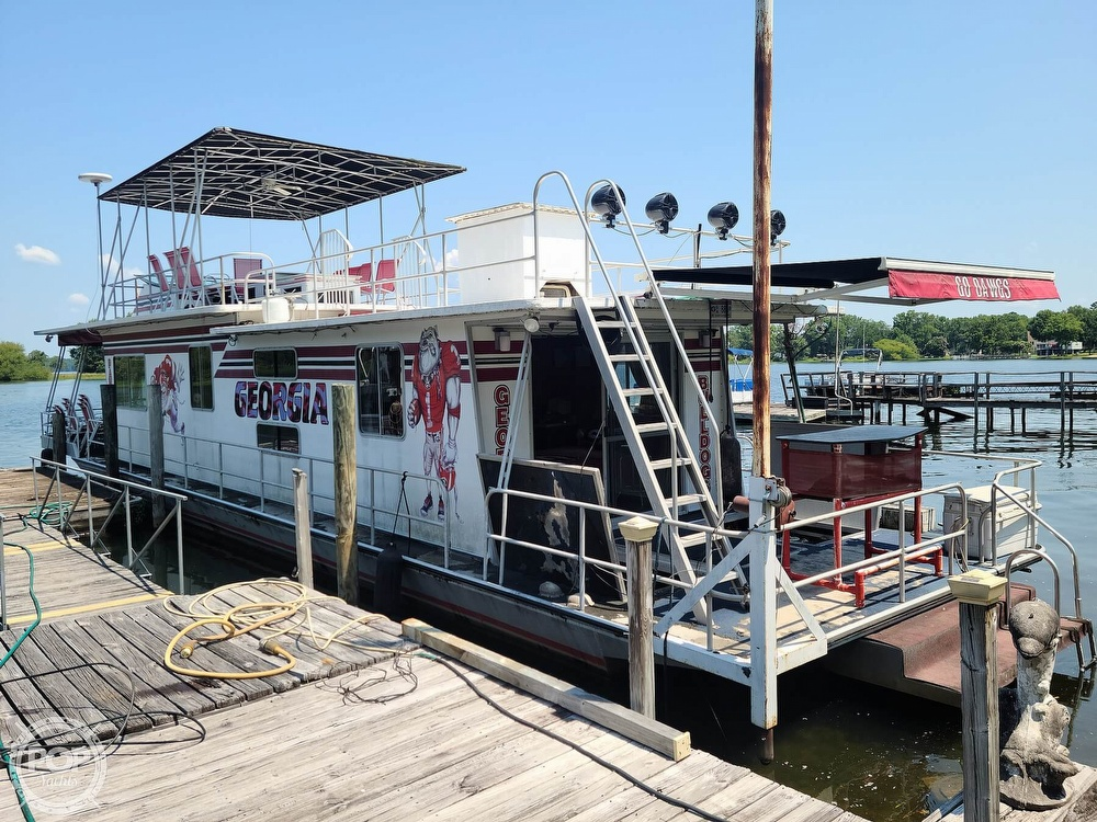 1985 Sumerset Houseboats boat for sale, model of the boat is 14 x 60 & Image # 12 of 40