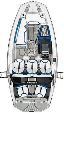 2021 Scarab boat for sale, model of the boat is 165 ID Impulse & Image # 2 of 2