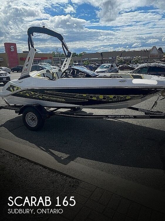 2021 Scarab boat for sale, model of the boat is 165 ID Impulse & Image # 1 of 2
