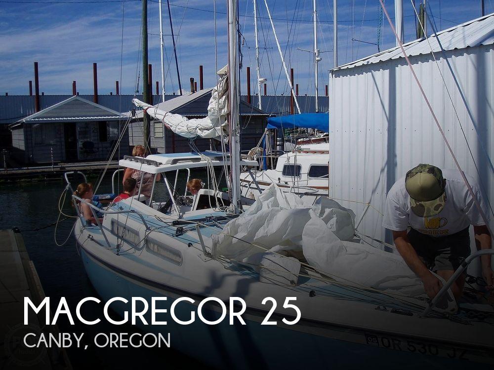 Used MacGregor 25 Boats For Sale by owner | 1978 MacGregor Venture 25