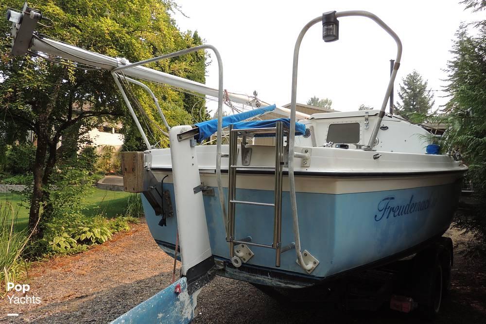 1978 Macgregor boat for sale, model of the boat is Venture 25 & Image # 20 of 40