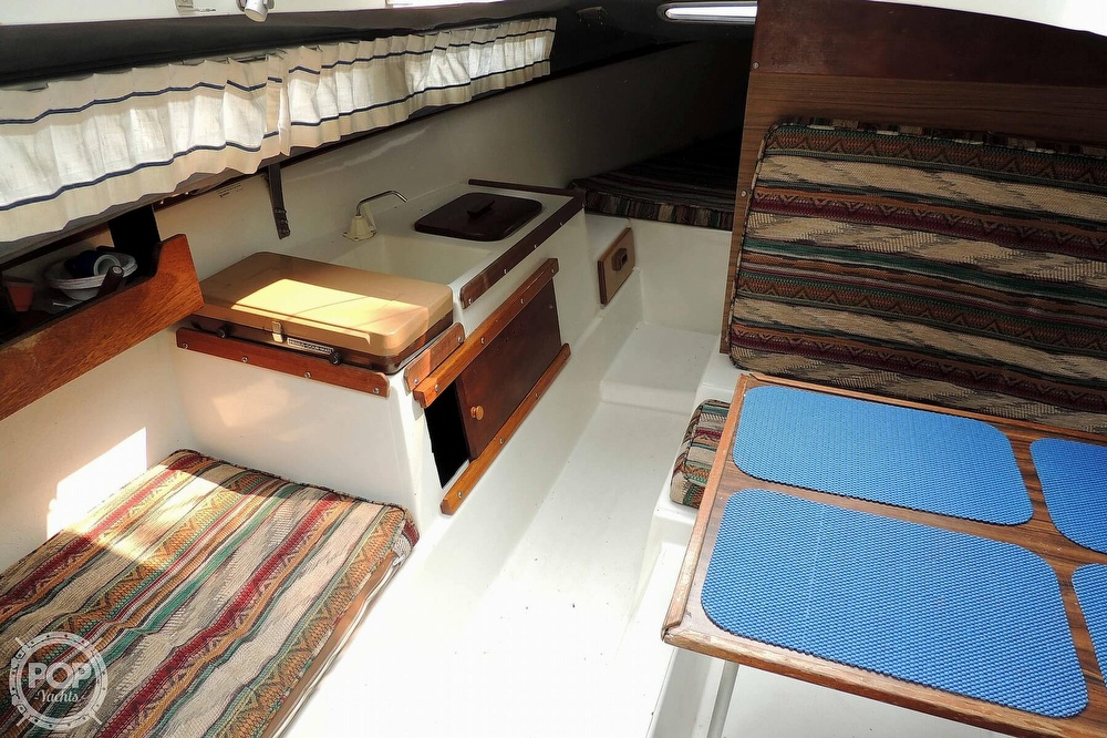1978 Macgregor boat for sale, model of the boat is Venture 25 & Image # 24 of 40