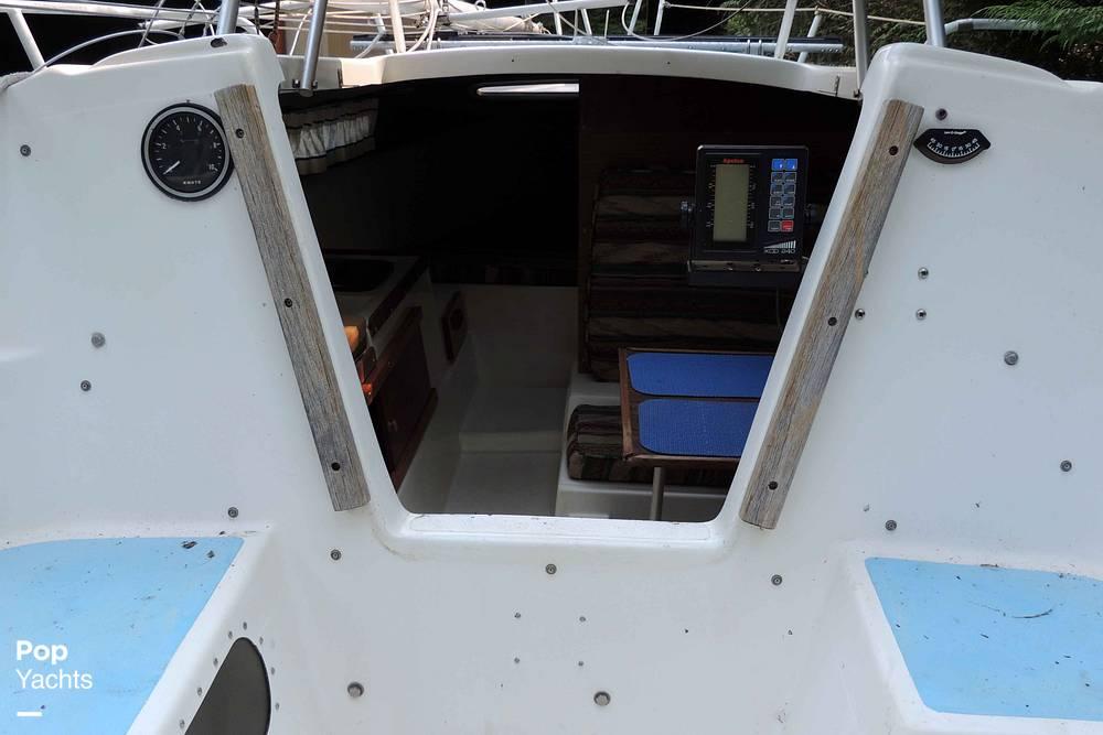 1978 Macgregor boat for sale, model of the boat is Venture 25 & Image # 34 of 40