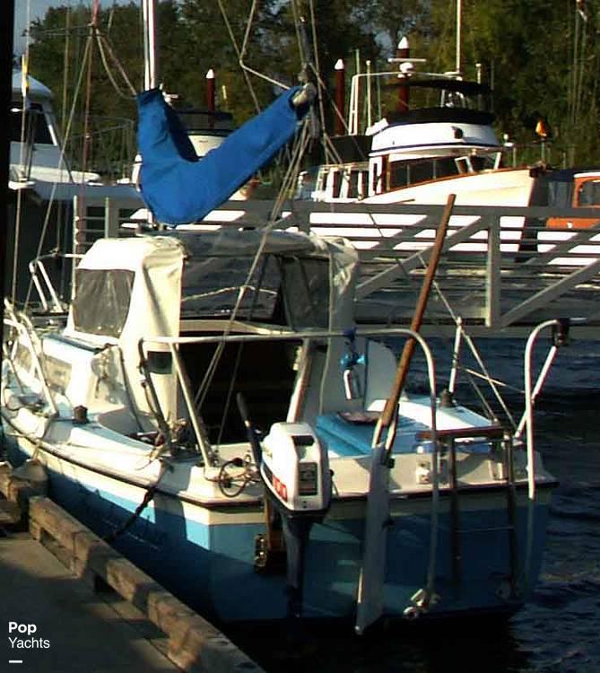1978 Macgregor boat for sale, model of the boat is Venture 25 & Image # 39 of 40
