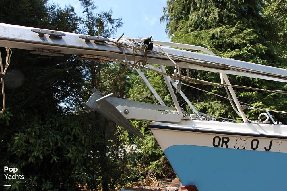 1978 Macgregor boat for sale, model of the boat is Venture 25 & Image # 2 of 40