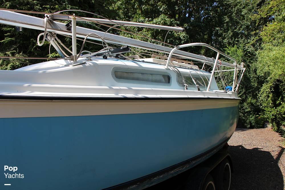 1978 Macgregor boat for sale, model of the boat is Venture 25 & Image # 3 of 40