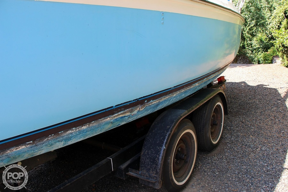 1978 Macgregor boat for sale, model of the boat is Venture 25 & Image # 4 of 40