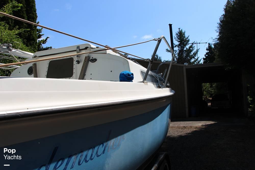 1978 Macgregor boat for sale, model of the boat is Venture 25 & Image # 12 of 40