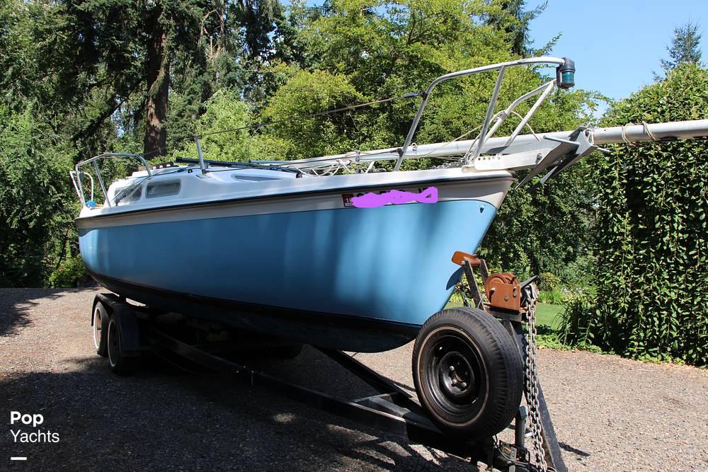 1978 Macgregor boat for sale, model of the boat is Venture 25 & Image # 13 of 40
