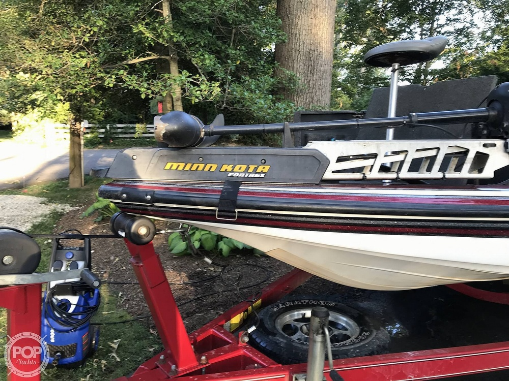 2004 Skeeter boat for sale, model of the boat is ZX225 & Image # 7 of 40
