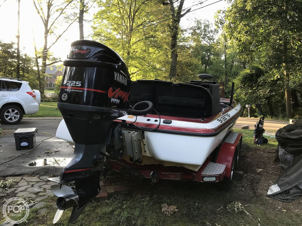 2004 Skeeter boat for sale, model of the boat is ZX225 & Image # 9 of 40