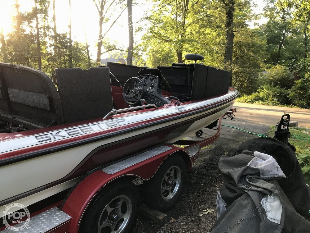 2004 Skeeter boat for sale, model of the boat is ZX225 & Image # 10 of 40