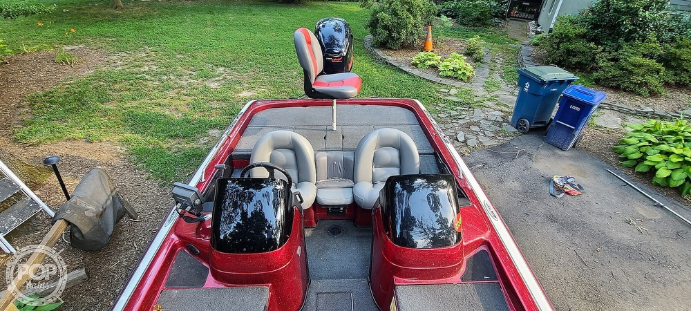 2004 Skeeter boat for sale, model of the boat is ZX225 & Image # 12 of 40