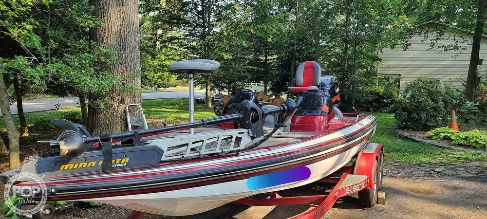 2004 Skeeter boat for sale, model of the boat is ZX225 & Image # 5 of 40