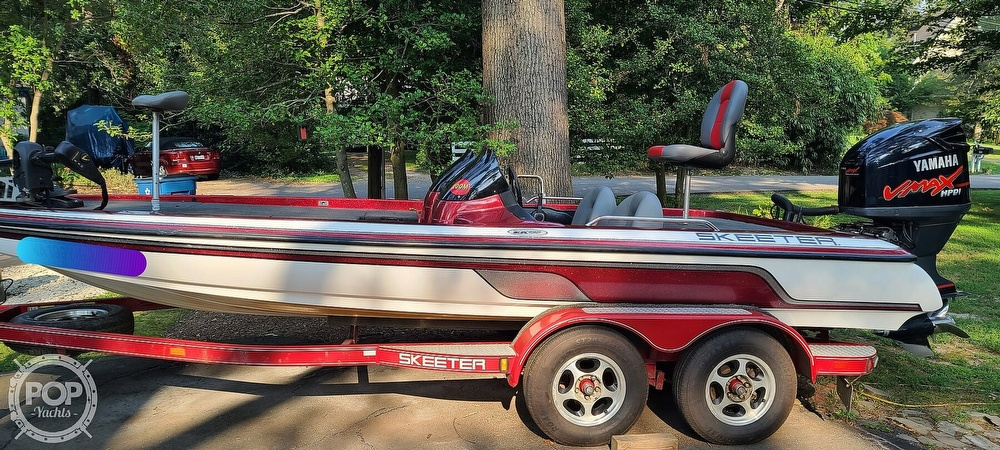 2004 Skeeter boat for sale, model of the boat is ZX225 & Image # 6 of 40