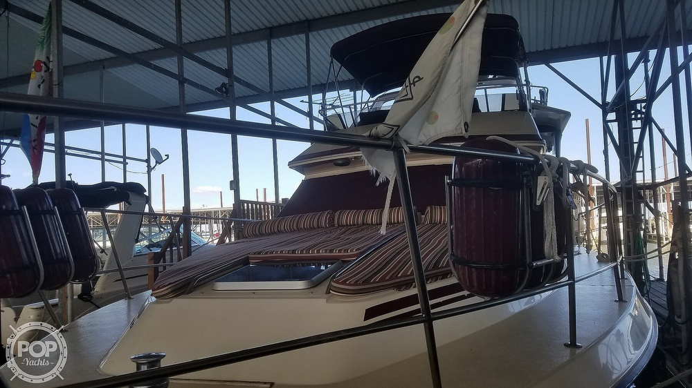 1987 Sea Ray boat for sale, model of the boat is 410 Aft Cabin & Image # 7 of 40