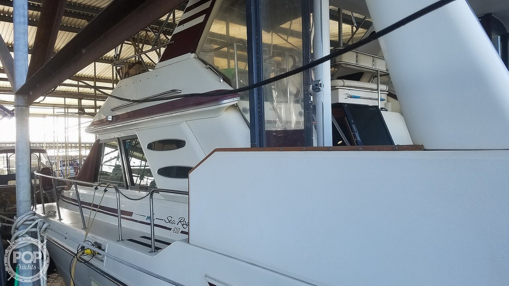 1987 Sea Ray boat for sale, model of the boat is 410 Aft Cabin & Image # 8 of 40